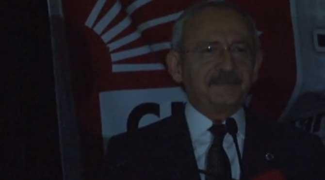 Kılıçdaroğlu'na sansür