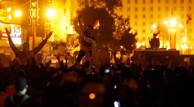 Mübarek'in beraati Mısır'ı karıştırdı: 2 ölü