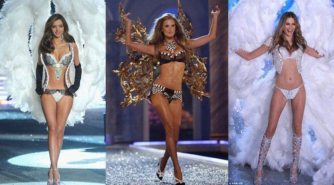 Victoria's Secret meleklerini bir Türk giydiriyor