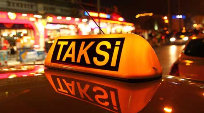 Taksiler için son bir ay!