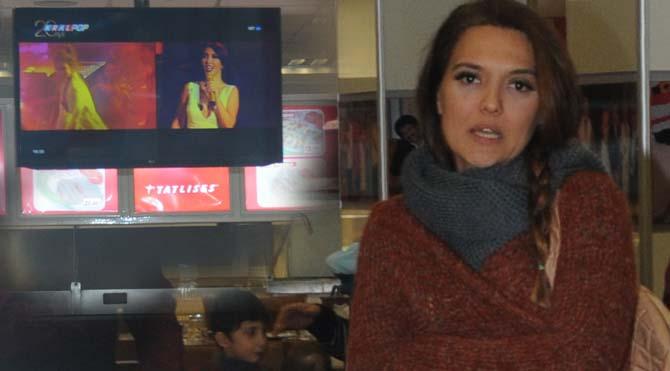 Demet'in 8 saatlik saltanatını Hande Yener bozdu