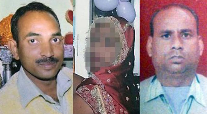 Kızının tecavüzcüsünü öldürdü
