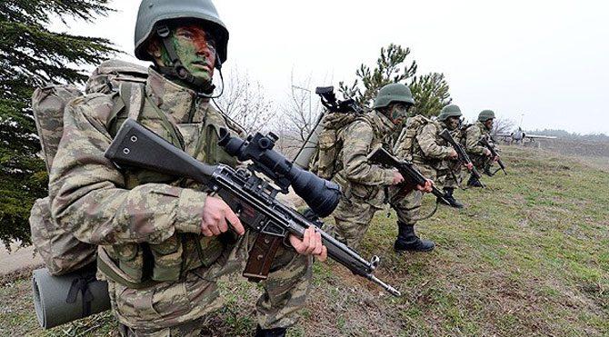 Tsk nın profesyonel ordu sistemine geçişinde önemli bir adım