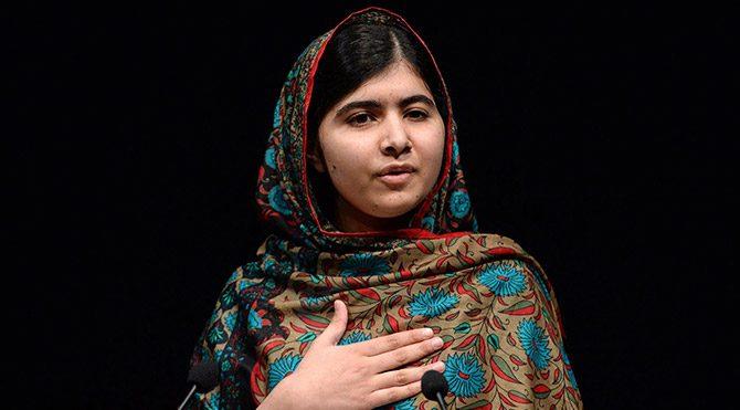 Malala ödülüne kavuşuyor