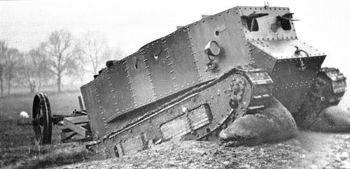ilk ingiliz tankı ile ilgili görsel sonucu