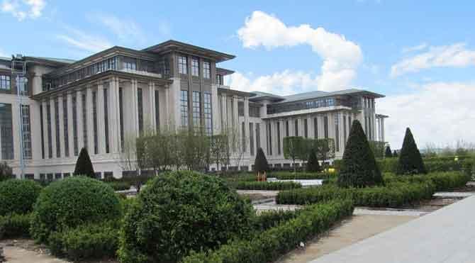 Kaç-Ak Saray'ın maliyeti katlanıyor