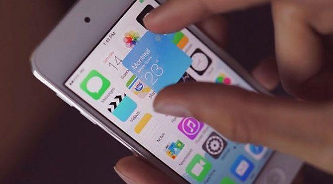 iOS 8 iPhone kullanıcılarını çıldırttı