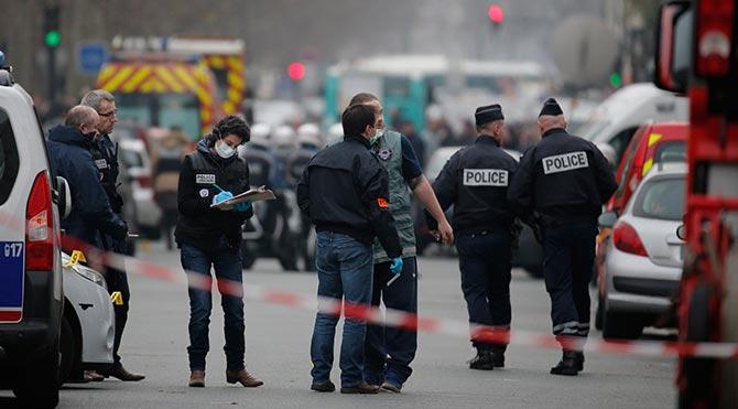 Charlie Hebdo saldırısını araştıran komiser intihar etti