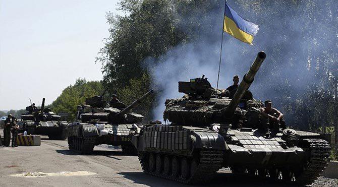 Ukrayna'da çatışmalar yayılıyor