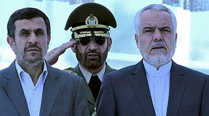 Ahmedinejad'ın yardımcısına hapis cezası