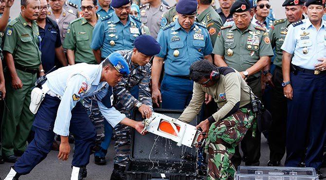 AirAsia uçağının karakutu raporu hazırlanıyor
