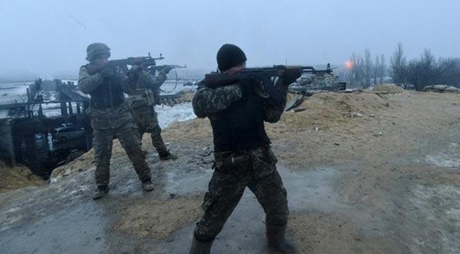 Ukrayna'da ayrılıkçılar ateşkes görüşmelerini reddetti