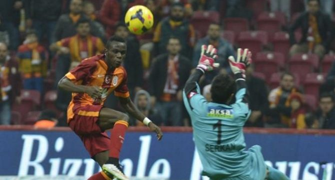 Galatasaray Çaykur Rizespor maçı özeti, Galatasaray maçı özeti