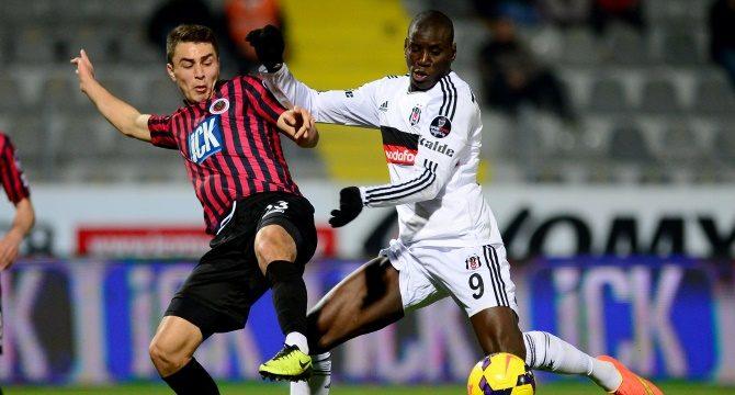 Gençlerbirliği Beşiktaş 0-2 maç özeti - BJK Gençlerbirliği maçının golleri