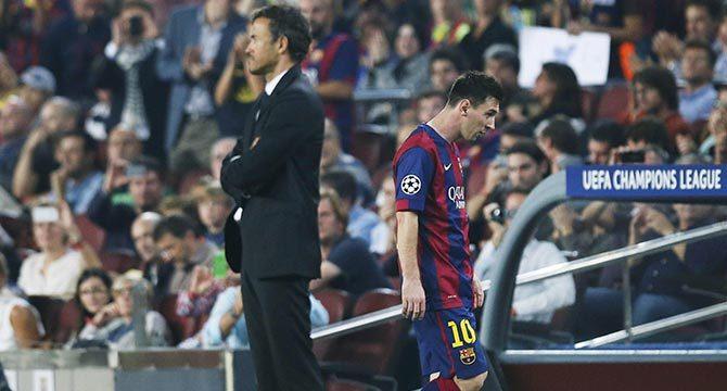 Messi-Enrique geriliminin perde arkası!