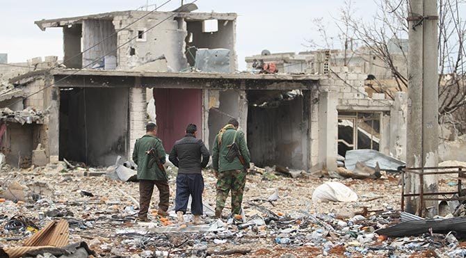 IŞİD, Kobani'de yenildiğini kabul etti