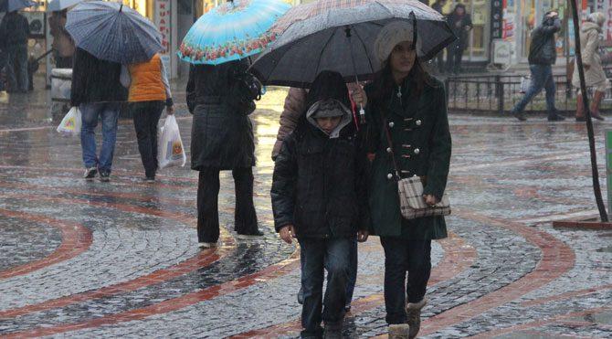 Marmara'da yağmur alarmı!