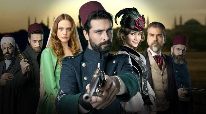 Filinta Dizisi 7 Bölüm Mustafa Uzun Tüfek Namlı Katilin Peşinde