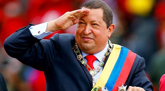 chavez and venezuela
