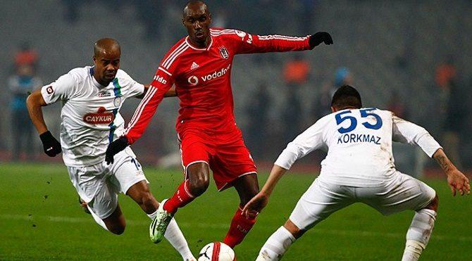 Çaykur Rizespor Beşiktaş maçı Ahaber'de canlı yayınlanacak