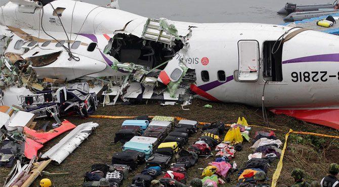 Uçak kazasında ölü sayısı 31'e yükseldi