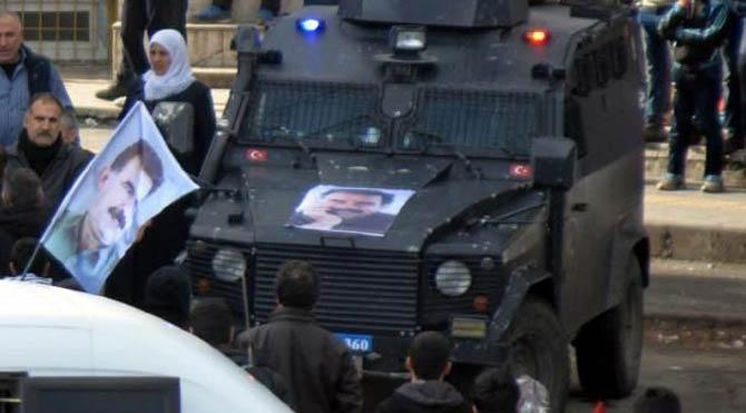Bir çok ilde Öcalan eylemi!