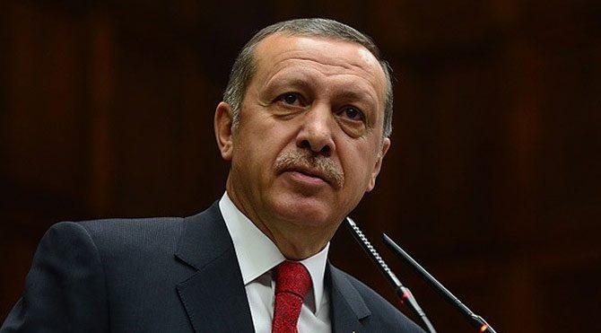 Erdoğan feministlere yüklendi!