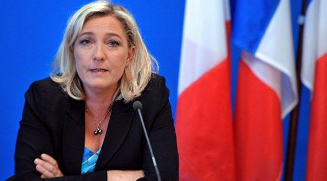 Le Pen'den Türkiye'ye IŞİD suçlaması - Son dakika dünya haberleri