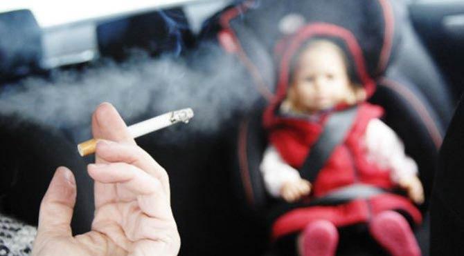 Artık buralarda da sigara içmek yasak!