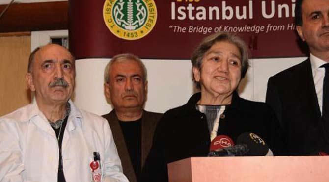 Yaşar Kemal'in eşinden açıklama!