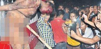 Hindistan'da tecavüz öfkesi