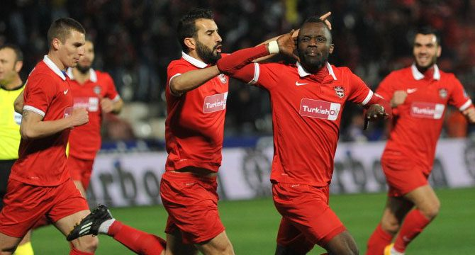 Trabzonspor Gaziantep'te kayboldu!