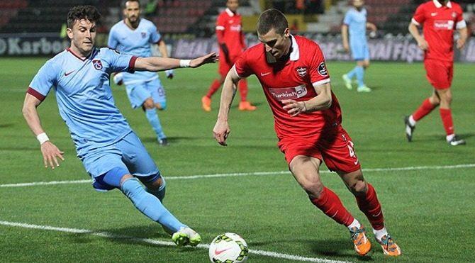 Gaziantep 2-0 Trabzonspor maç özeti (G.Antep - TS maç özeti video)