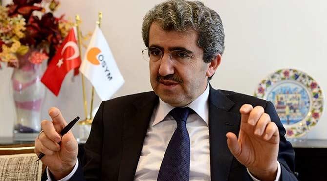 ÖYSM Başkanı Ali Demir'e şok!