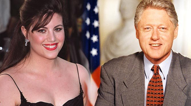 i have sinned bill clinton monica lewinsky impeachment President clinton and monica lewinsky have what proves to be the senate formally begins the impeachment trial of president bill clinton on two charges of.