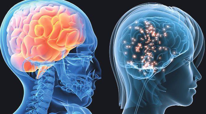 Beynimiz farklı çalışıyor