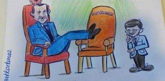 MHP'li vekilden 'kavga karikatürü'