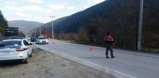 Resmi araçtan PKK'lılar çıktı