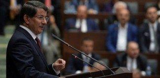 Davutoğlu'dan elektrik kesintisi açıklaması