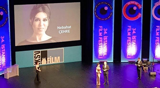 34'üncüsü düzenlenen İstanbul Film Festivali'nde, 5 usta isme onur ödülü verildi.