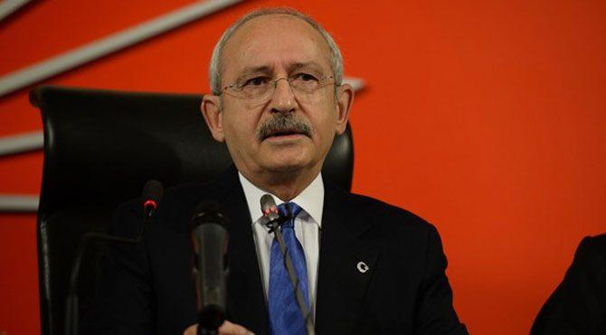 CHP milletvekili listesini YSK'ya teslim etti