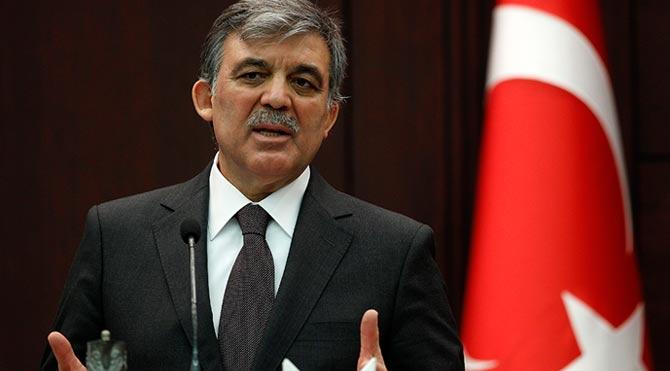 Atalay: Abdullah Gül teklifimizi kabul etmedi