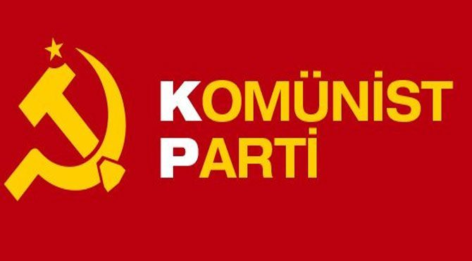 Komünist Parti'den bir ilk!