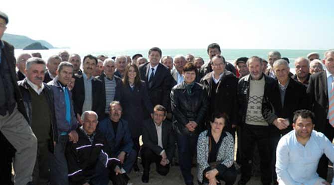 CHP'den santrale karşı mücadele sözü