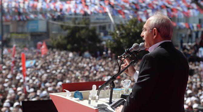 CHP'nin milletvekili aday listesi değişti