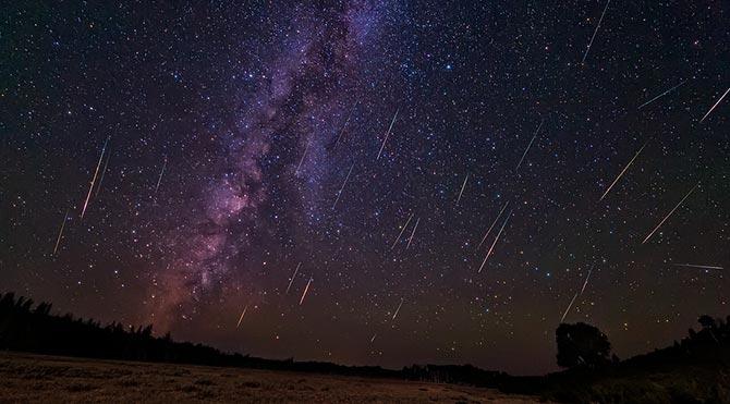 Orionid meteor yağmuru sözcü ile ilgili görsel sonucu