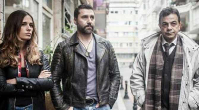 Kanal D 700 bin lira ceza kesilen dizisini yayından kaldırdı