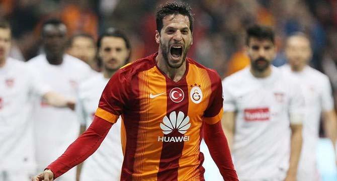Galatasaray: 1 – Gaziantepspor: 0 maç özeti