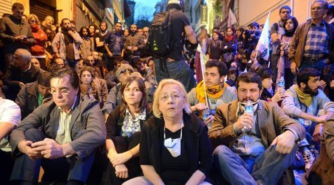 Gezi Parkı davasında beraat kararı