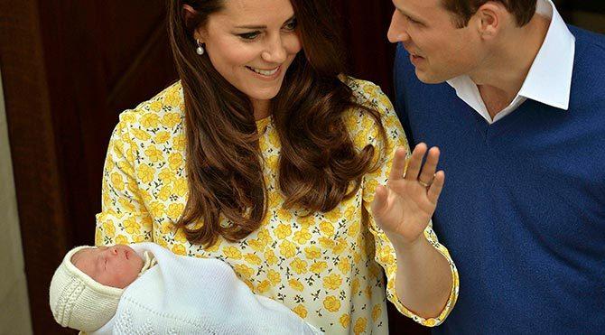 Cambridge Düşesinin adı Charlotte Elizabeth Diana oldu 29